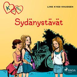 Knudsen, Line Kyed - K niinku Klara 1 - Sydänystävät, äänikirja