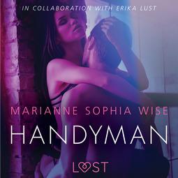 Wise, Marianne Sophia - Handyman: Sexy erotica, audiobook