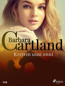 Cartland, Barbara - Kreivin uusi onni, e-kirja