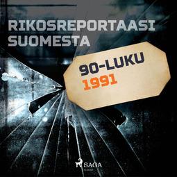 Laitinen, Aku - Rikosreportaasi Suomesta 1991, äänikirja