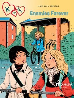 Knudsen, Line Kyed - K for Kara 18 - Enemies Forever, ebook