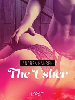 Hansen, Andrea - The Usher - erotic short story, ebook