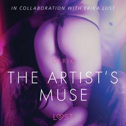 Olrik - The Artist's Muse - erotic short story, audiobook