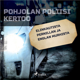 Mäkinen, Teemu - Elinkautista Pernillan ja Englan murhista, äänikirja
