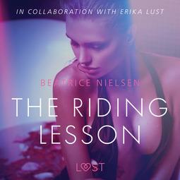 Nielsen, Beatrice - The Riding Lesson - Erotic Short Story, äänikirja