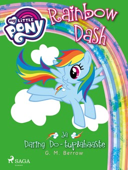 Berrow, G. M. - My Little Pony - Rainbow Dash ja Daring Do - tuplahaaste, e-kirja