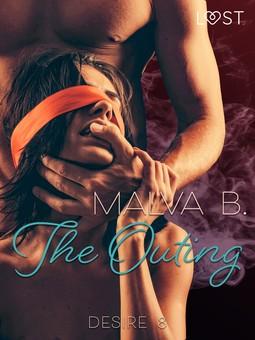 B, Malva - Desire 8: The Outing, ebook