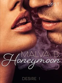 B, Malva - Desire 1: Honeymoon, ebook
