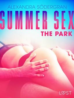 Södergran, Alexandra - Summer Sex 3: The Park, ebook