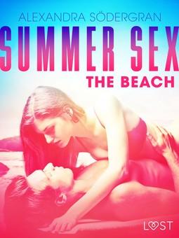 Södergran, Alexandra - Summer Sex 2: The Beach, ebook