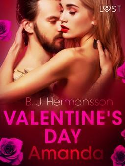 Hermansson, B. J. - Valentine's Day: Amanda, ebook