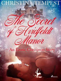 Tempest, Christina - The Secret of Hvidfeldt Manor - An Erotic Christmas Story, ebook