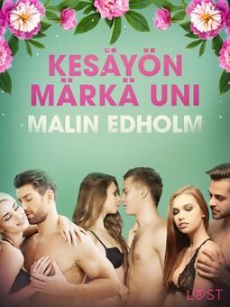 Edholm, Malin - Kesäyön märkä uni - eroottinen novelli, e-kirja