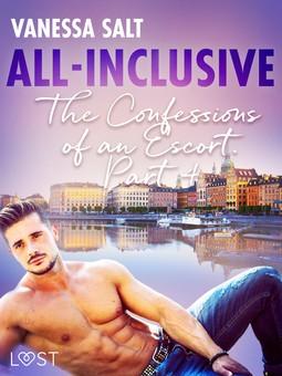 Salt, Vanessa - All-Inclusive - The Confessions of an Escort Part 4, ebook
