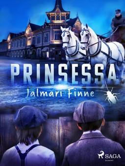 Finne, Jalmari - Prinsessa, e-kirja