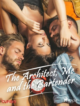 Cupido - The Architect, Me and the Bartender, ebook