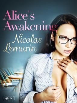 Lemarin, Nicolas - Alice's Awakening - erotic short story, ebook