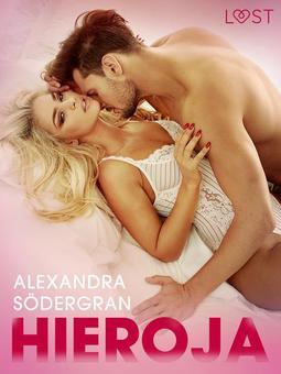 Södergran, Alexandra - Hieroja - eroottinen novelli, e-kirja