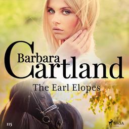 Cartland, Barbara - The Earl Elopes (Barbara Cartland's Pink Collection 115), audiobook
