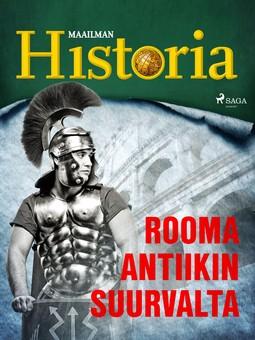 - Rooma - Antiikin suurvalta, e-kirja