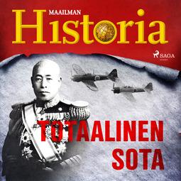 Puhakka, Jussi - Totaalinen sota, äänikirja