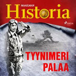 Puhakka, Jussi - Tyynimeri palaa, äänikirja