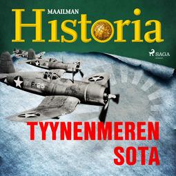 Vauhkonen, Panu - Tyynenmeren sota, äänikirja