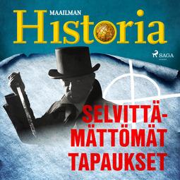 Puhakka, Jussi - Selvittämättömät tapaukset, audiobook