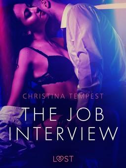 Tempest, Christina - The Job Interview - Erotic Short Story, ebook