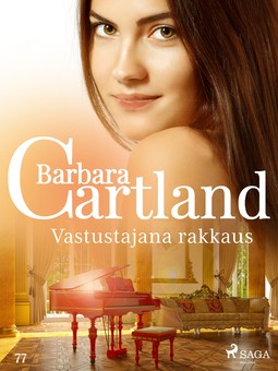Cartland, Barbara - Vastustajana rakkaus, e-kirja