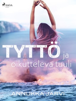 Järvi, Annukka - Tyttö ja oikutteleva tuuli, ebook