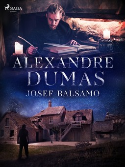 Dumas, Alexandre - Josef Balsamo, ebook