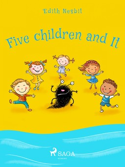 Nesbit, Edith - Five Children and It, ebook