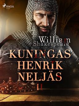 Shakespeare, William - Kuningas Henrik Neljäs II, ebook