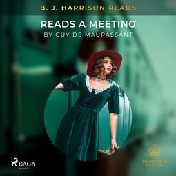 Maupassant, Guy de - B. J. Harrison Reads A Meeting, äänikirja