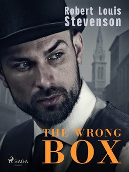 Stevenson, Robert Louis - The Wrong Box, e-bok