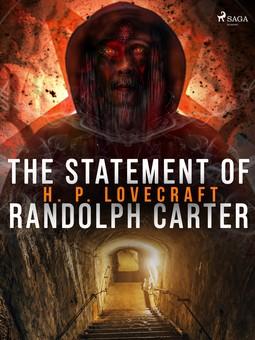 Lovecraft, H. P. - The Statement of Randolph Carter, ebook