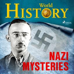 Bateson, David - Nazi Mysteries, audiobook