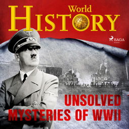 Devereaux, Sam - Unsolved Mysteries of WWII, audiobook
