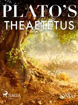 Plato - Plato's Theaetetus, e-kirja