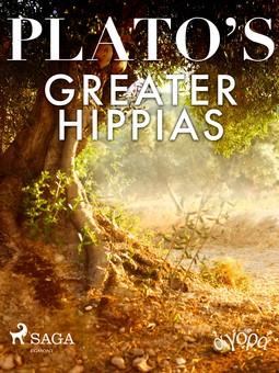 Plato - Plato's Greater Hippias, ebook