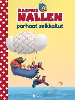 Hansen, Carla - Rasmus Nallen parhaat seikkailut, e-kirja