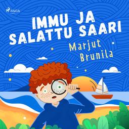Brunila, Marjut - Immu ja salattu saari, audiobook
