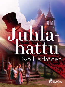Härkönen, Iivo - Juhlahattu, ebook