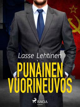 Lehtinen, Lasse - Punainen vuorineuvos, ebook