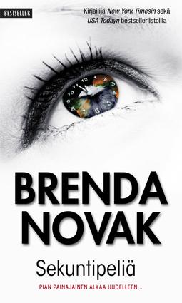 Novak, Brenda - Sekuntipeliä, e-kirja