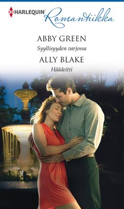 Blake, Ally - Syyllisyyden varjossa / Häädeitti, e-kirja