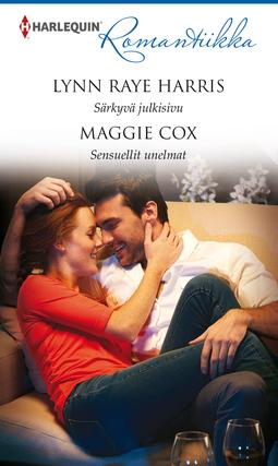Cox, Maggie - Särkyvä julkisivu / Sensuellit unelmat, e-kirja