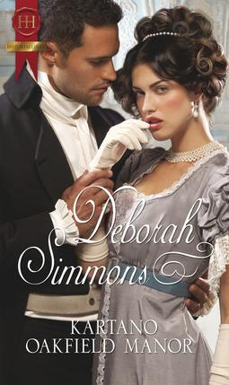 Simmons, Deborah - Kartano Oakfield Manor, e-kirja