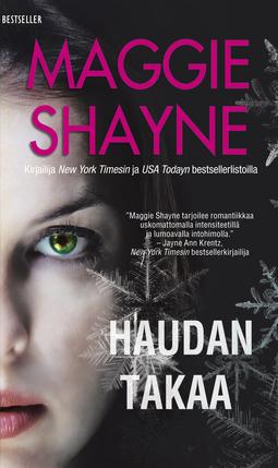 Shayne, Maggie - Haudan takaa, e-kirja